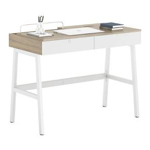 Terry Study Table (Honey Walnut Finish) by Urban Ladder - Design 1 - 300413