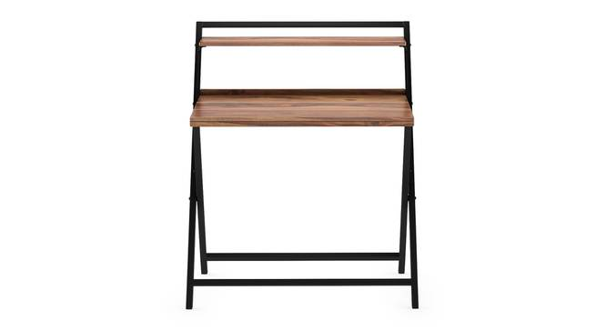 Bruno - Axis Study Set (Teak Finish) by Urban Ladder - Front View Design 1 - 300796