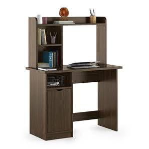 Bond Study Table (Californian Walnut Finish) by Urban Ladder - Design 1 Full View - 300834