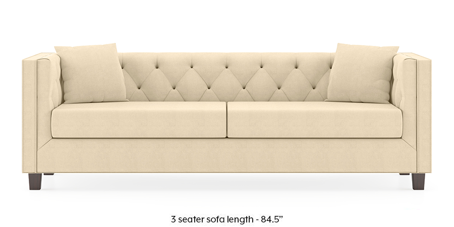 Windsor Sofa (Birch Beige) by Urban Ladder - -