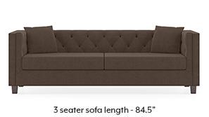 Windsor Sofa (Daschund Brown)