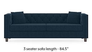 Windsor Sofa (Indigo Blue)