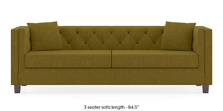Windsor Sofa (Olive Green) by Urban Ladder - -