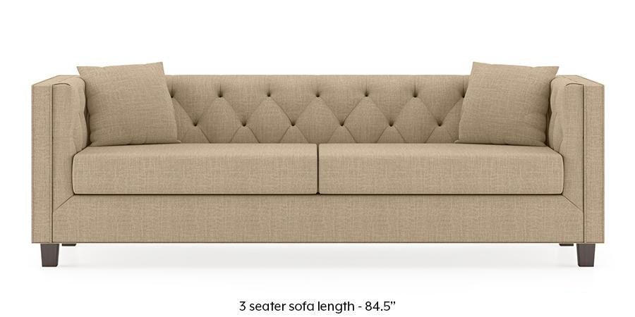 Windsor Sofa (Sandshell Beige) by Urban Ladder - -