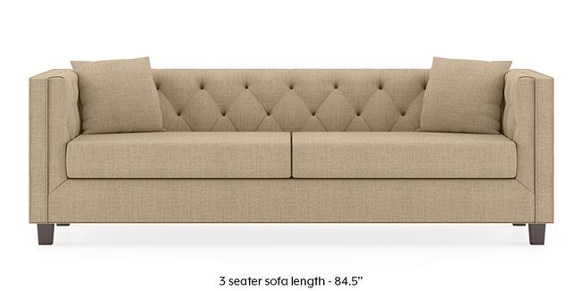 Windsor Sofa (Sandshell Beige) (1-seater Custom Set - Sofas, None Standard Set - Sofas, Fabric Sofa Material, Regular Sofa Size, Regular Sofa Type, Sandshell Beige)