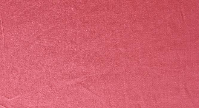 Peach Bedsheet Set (Pink, Fitted Size) by Urban Ladder - Front View Design 1 - 301730
