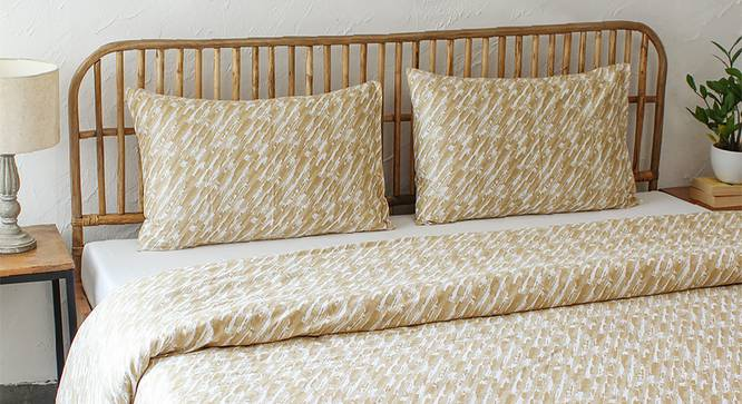Tulika Dohar (Beige, Double Size) by Urban Ladder - Design 1 Full View - 301890