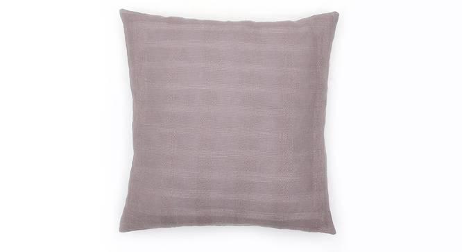 "Spice Garden Cushion Cover (Grey, 41 x 41 cm  (16"" X 16"") Cushion Size) by Urban Ladder - Front View Design 1 - 302153"