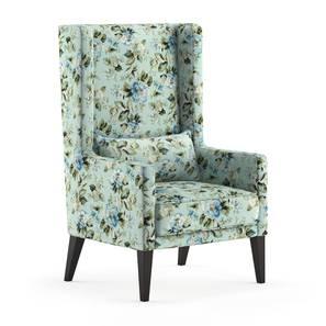 Morgen Wing Chair (Gardenia) by Urban Ladder - Front View Design 1 - 302648
