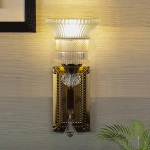 Ayla wall light brass lp