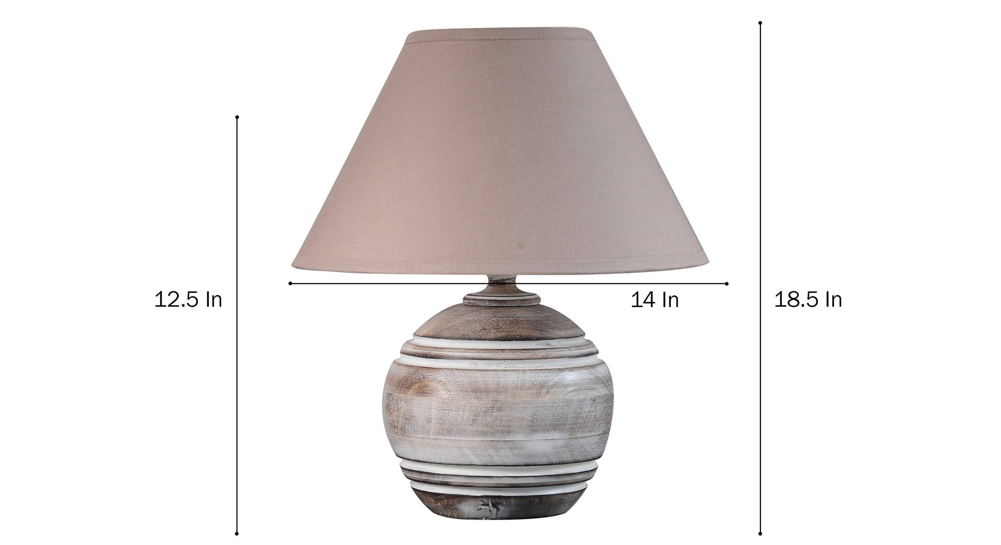 Weiler table lamp 5