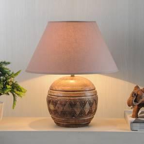 Mountwill beige table lamp lp