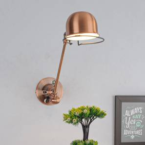 Laurie Wall Lamp (Copper) by Urban Ladder - Design 1 -