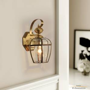 Leopold wall sconce lp