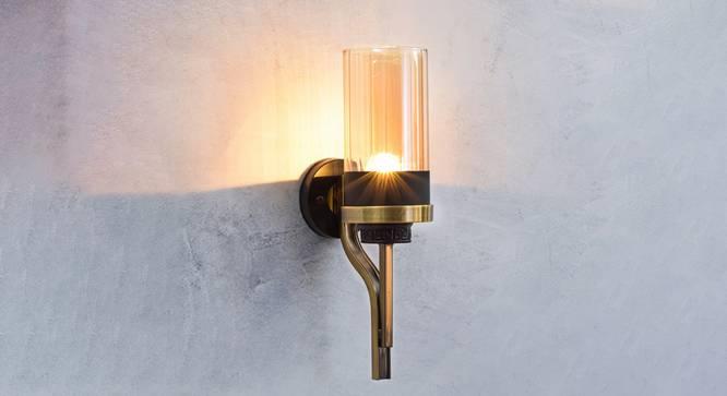 Marcowall Light (Black) by Urban Ladder - Design 1 Half View - 303440