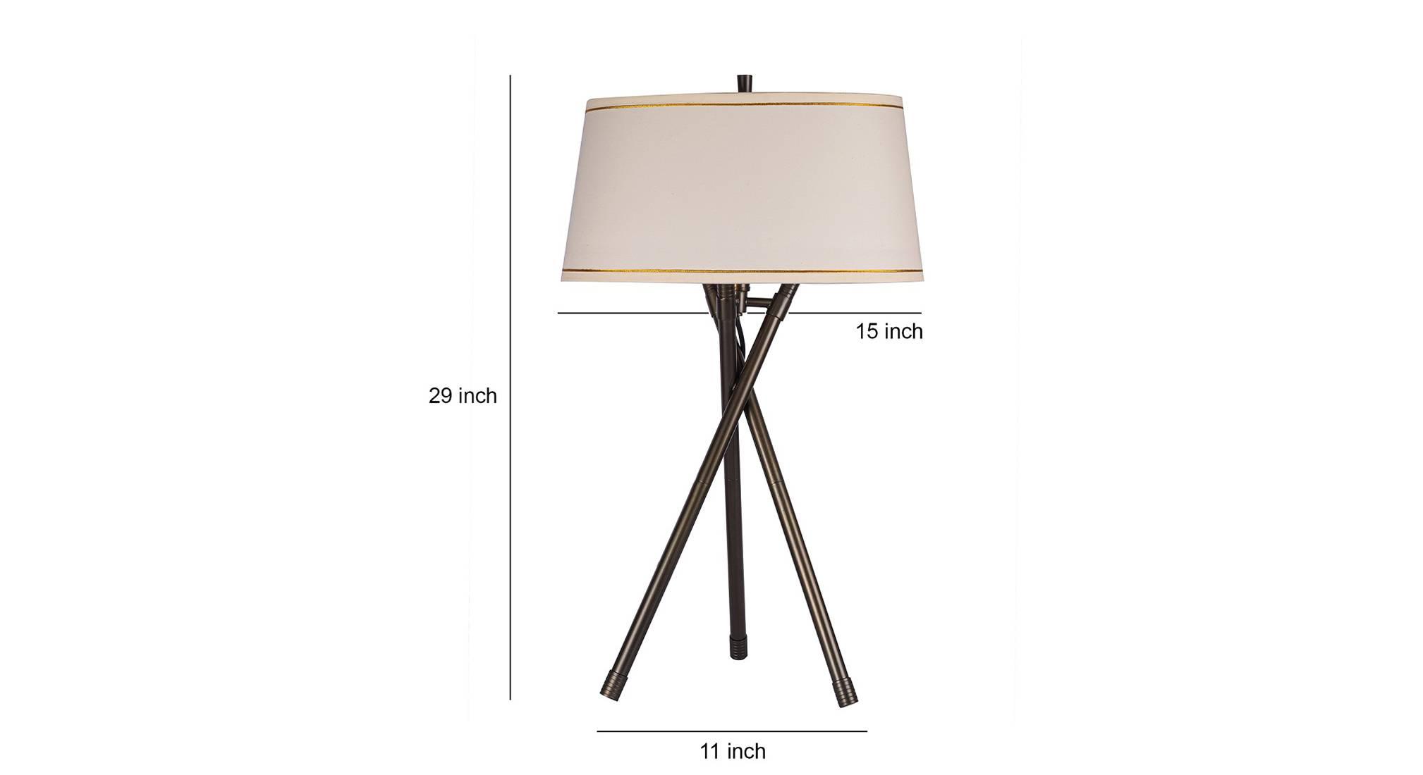 Hesser table lamp 6