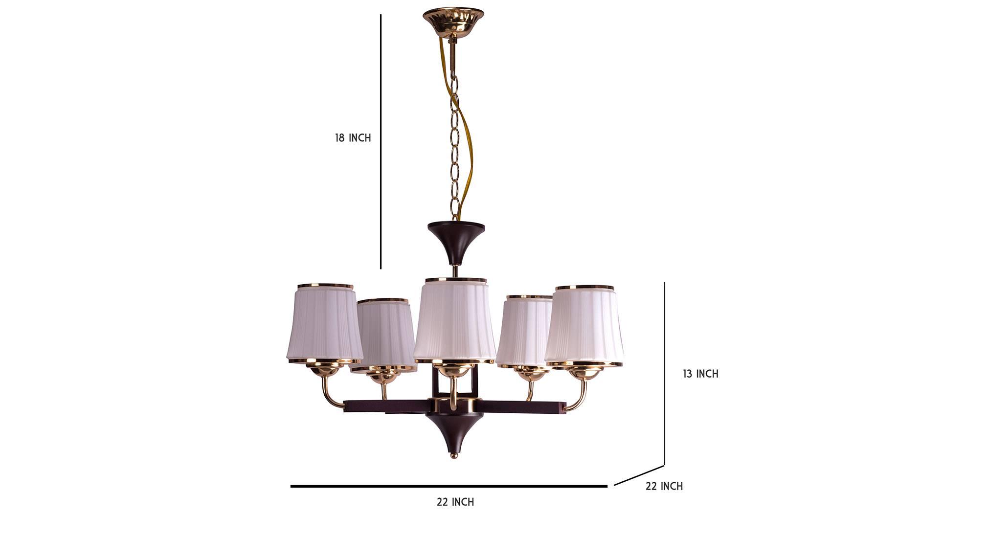 Hartland chandelier 6