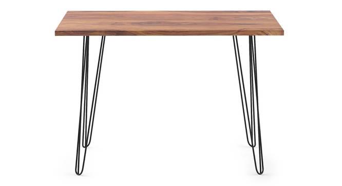 Dybek - Jean Study Set (Teak Finish, Brown) by Urban Ladder - Front View Design 1 - 304320