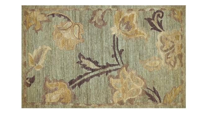 "Sumaik Spring Carpet (152 x 244 cm  (60"" x 96"") Carpet Size) by Urban Ladder - Front View Design 1 - 304692"