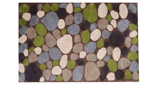 "Stefano Carpet (Green, 56 x 140 cm (22"" x 55"") Carpet Size) by Urban Ladder - Design 1 Details - 304870"