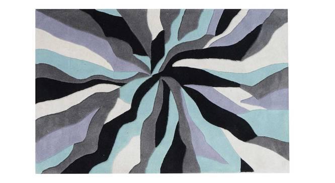 "Carmela Carpet (Grey, 152 x 244 cm  (60"" x 96"") Carpet Size) by Urban Ladder - Design 1 Details - 304948"