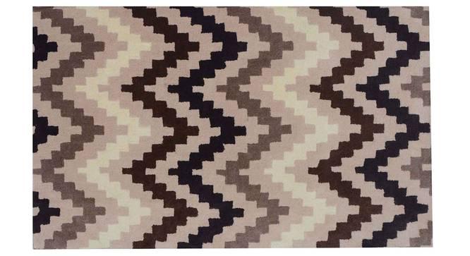 "Gino Carpet (Brown, 56 x 140 cm (22"" x 55"") Carpet Size) by Urban Ladder - Design 1 Details - 305050"