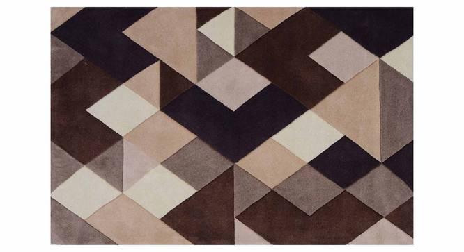 "Nicolo Carpet (Brown, 152 x 244 cm  (60"" x 96"") Carpet Size) by Urban Ladder - Design 1 Details - 305348"