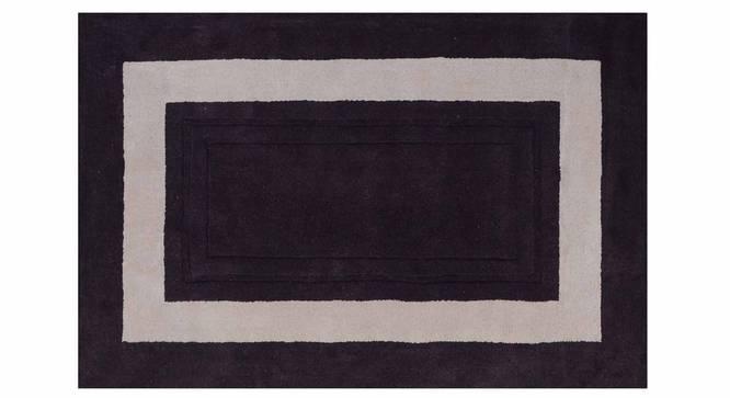 "Bianka Carpet (Brown, 122 x 183 cm  (48"" x 72"") Carpet Size) by Urban Ladder - Design 1 Details - 305714"