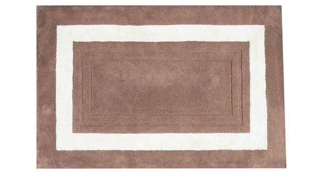"Bianka Carpet (White, 152 x 244 cm  (60"" x 96"") Carpet Size) by Urban Ladder - Design 1 Details - 305753"