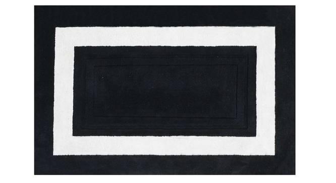 "Bianka Carpet (Black, 183 x 274 cm  (72"" x 108"") Carpet Size) by Urban Ladder - Design 1 Details - 305786"