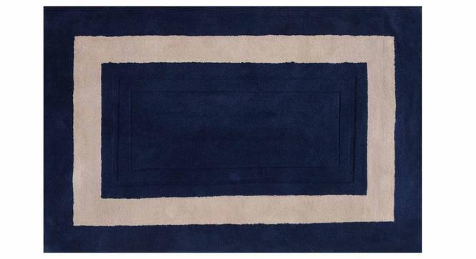 "Bianka Carpet (Blue, 183 x 274 cm  (72"" x 108"") Carpet Size) by Urban Ladder - Design 1 Details - 305882"