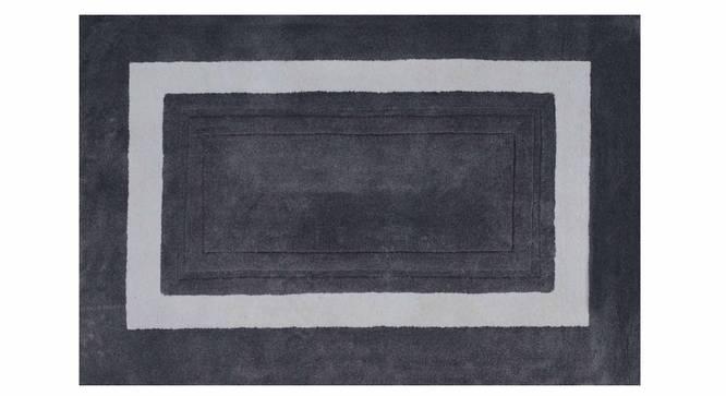 "Bianka Carpet (Grey, 122 x 183 cm  (48"" x 72"") Carpet Size) by Urban Ladder - Design 1 Details - 305894"