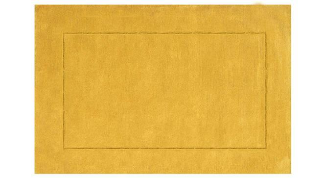 "Leora Carpet (Yellow, 122 x 183 cm  (48"" x 72"") Carpet Size) by Urban Ladder - Design 1 Details - 306110"