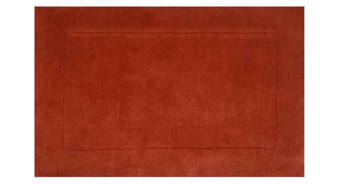 "Leora Carpet (Orange, 152 x 244 cm  (60"" x 96"") Carpet Size) by Urban Ladder - Design 1 Details - 306146"