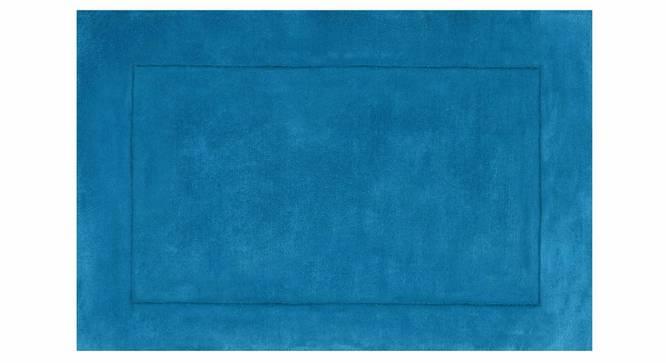 "Leora Carpet (Blue, 56 x 140 cm (22"" x 55"") Carpet Size) by Urban Ladder - Design 1 Details - 306172"