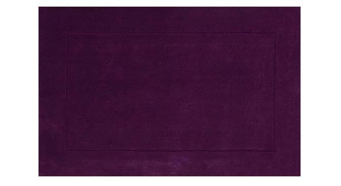 """Leora Carpet (Purple, 183 x 274 cm  (72"""" x 108"""") Carpet Size) by Urban Ladder - Design 1 Details - 306198"""