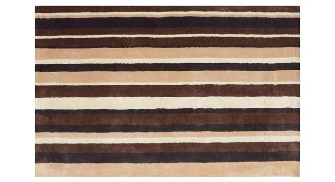 "Selvico Carpet (Beige, 183 x 274 cm  (72"" x 108"") Carpet Size) by Urban Ladder - Design 1 Details - 306302"