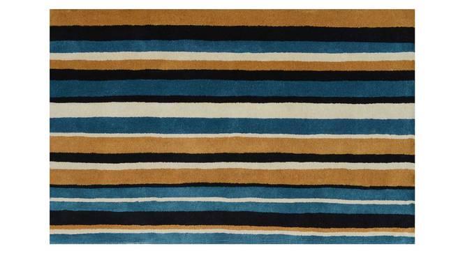 """Selvico Carpet (Blue, 183 x 274 cm  (72"""" x 108"""") Carpet Size) by Urban Ladder - Design 1 Details - 306332"""