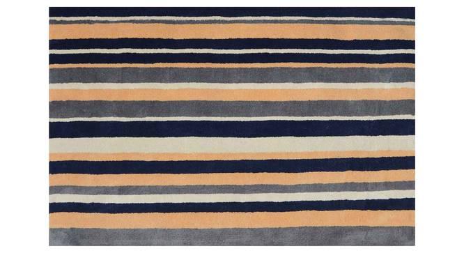 "Selvico Carpet (Gold, 122 x 183 cm  (48"" x 72"") Carpet Size) by Urban Ladder - Design 1 Details - 306399"