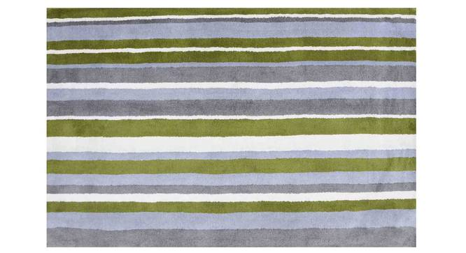"Selvico Carpet (Green, 183 x 274 cm  (72"" x 108"") Carpet Size) by Urban Ladder - Design 1 Details - 306413"