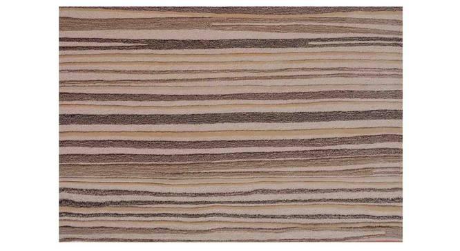 "Agata Carpet (Brown, 91 x 152 cm  (36"" x 60"") Carpet Size) by Urban Ladder - Design 1 Details - 306662"