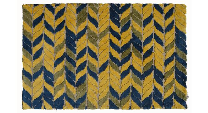 "Aurelia Carpet (Yellow, 152 x 213 cm  (60"" x 84"") Carpet Size) by Urban Ladder - Design 1 Details - 306766"