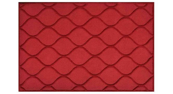 "Emeril Carpet (Red, 91 x 152 cm  (36"" x 60"") Carpet Size) by Urban Ladder - Design 1 Details - 307365"