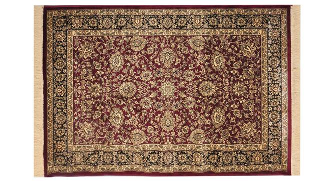 "Sarmad Carpet (Red, 122 x 183 cm  (48"" x 72"") Carpet Size) by Urban Ladder - Design 1 Details - 308674"