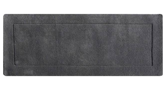 "Leora Table Runner (Grey, 56 x 140 cm (22"" x 55"") Table Linen Size) by Urban Ladder - Design 1 Details - 309255"