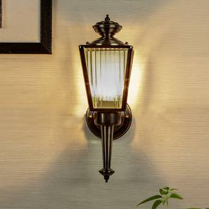 Aine wall lamp antique brass lp