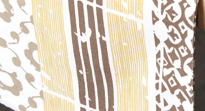 Valleri Table Runner (Beige, Abstract Design) by Urban Ladder - Design 1 Close View - 312184