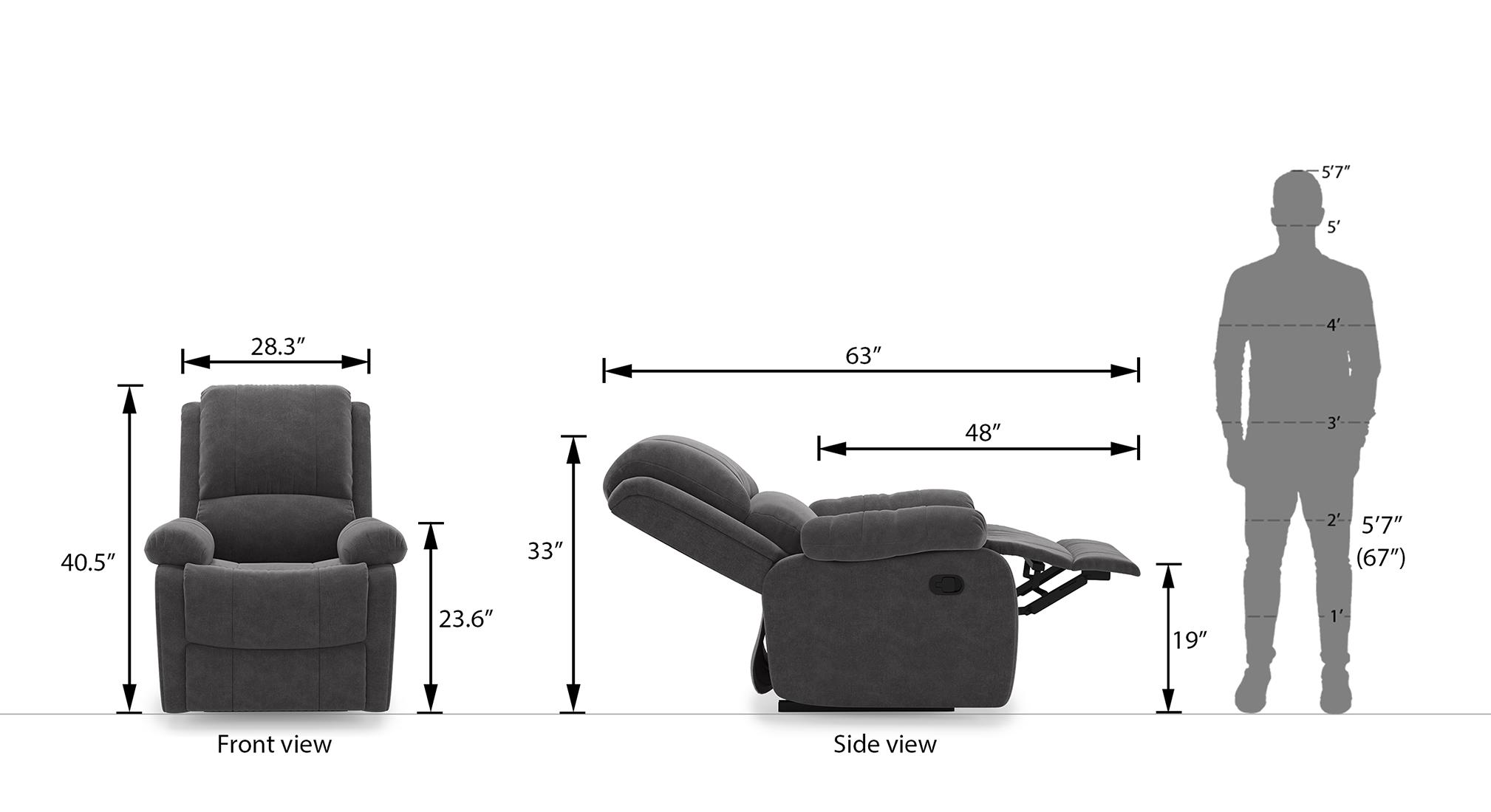 Lebowski single seater sm 22