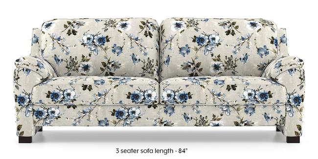 Farina Sofa (Adrian Velvet) (1-seater Custom Set - Sofas, None Standard Set - Sofas, Fabric Sofa Material, Regular Sofa Size, Regular Sofa Type, Adrian Velvet)