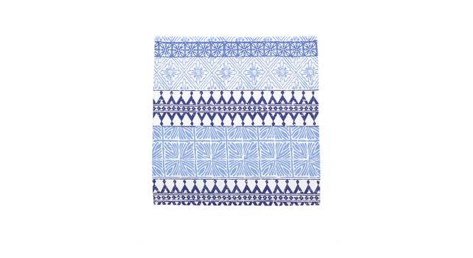 Alankaar Napkin (Blue, Set Of 2 Set) by Urban Ladder - Front View Design 1 - 312413